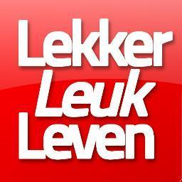 Logo van Lekker, Leuk, Leven