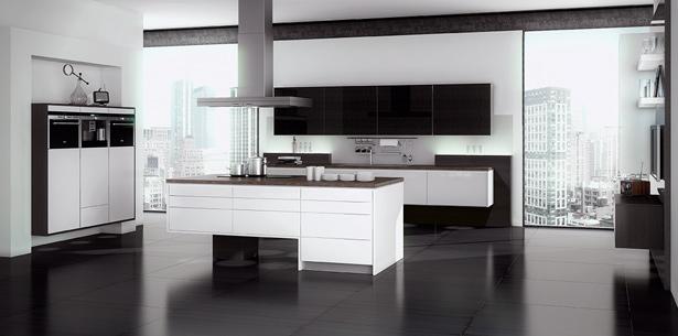 Zwart Wit Keuken : Zwart wit keuken Kalbo Sanitair & Tegels